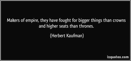 Herbert Kaufman's quote #2