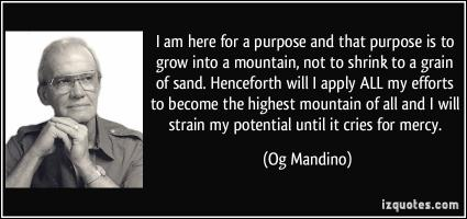 Highest Mountain quote #2