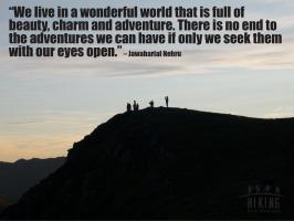 Hiking quote #2