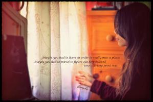 Homesickness quote #2