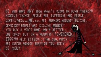 Homicidal quote #2