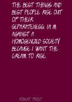 Homogenized quote #2