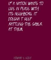 Howard E. Koch's quote