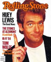 Huey Lewis profile photo
