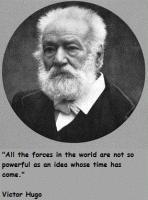 Hugo quote