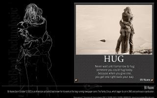Hugs quote #1