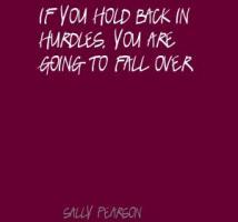 Hurdles quote #1