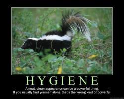 Hygiene quote #2