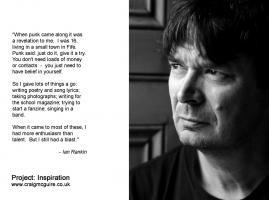 Ian Rankin's quote