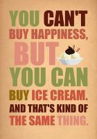 Ice-Cream quote