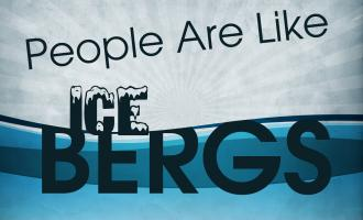 Icebergs quote #1