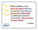 Idleness quote #6