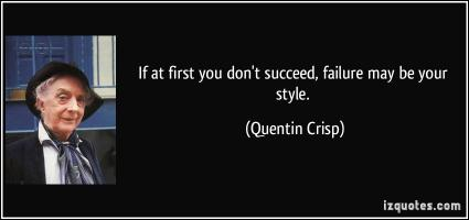 If At First quote #2