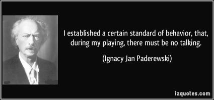 Ignacy Jan Paderewski's quote #1
