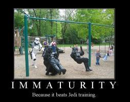 Immaturity quote #3