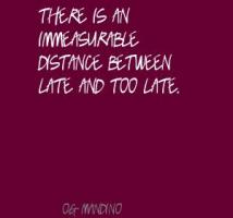 Immeasurable quote #2