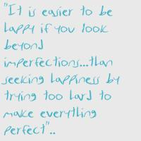 Imperfections quote #2