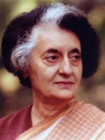 Indira Gandhi profile photo