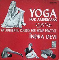 Indra Devi's quote #6