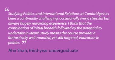 International Affairs quote #2