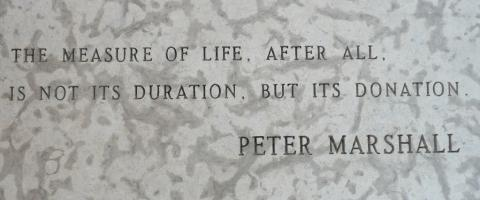 International quote #2