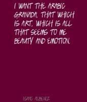 Isaac Albeniz's quote #1