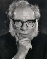 Isaac Asimov profile photo