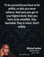 Isolate quote #1