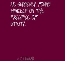 J. F. Powers's quote #1