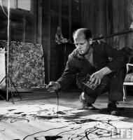 Jackson Pollock profile photo