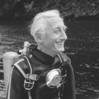 Jacques Yves Cousteau profile photo