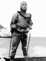 Jacques Yves Cousteau profile photo