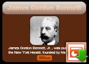 James Gordon Bennett's quote #1
