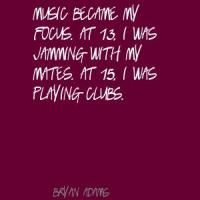 Jamming quote #1