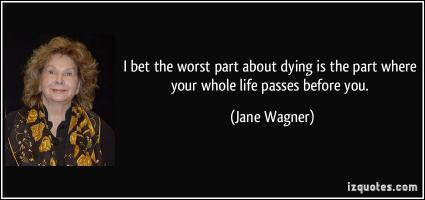 Jane Wagner's quote #4