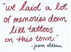 Jason Aldean's quote