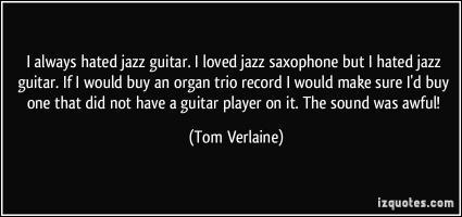 Jazz Record quote #2