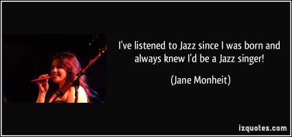 Jazz Singer quote #2