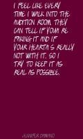 Jennifer Damiano's quote #1