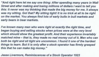 Jesse Livermore's quote #1