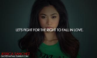 Jessica Sanchez's quote #2