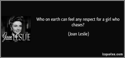 Joan Leslie's quote #1