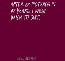 Joel McCrea's quote #4