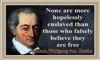 Johann Wolfgang von Goethe's quote