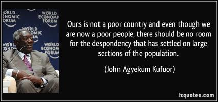 John Agyekum Kufuor's quote #2