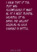 John B. Hood's quote #1
