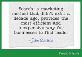 John Battelle's quote