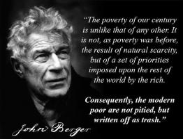 John Berger's quote