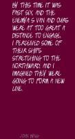 John Byng's quote