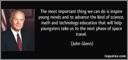 John Glenn's quote #2
